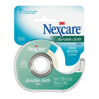 Nexcare Durable Cloth Tape 3/4 Inch X 6 Yards, 1 ea [051131669932]