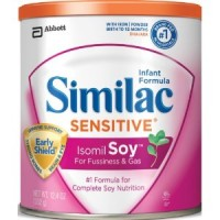Similac Isomil Powder Soy Formula w/Iron 12.90 oz [070074559643]