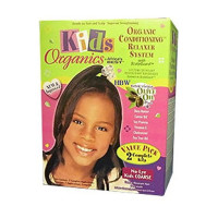 Africa's Best Kids Organic Relaxer Coarse Value Pack 1 ea [034285514013]