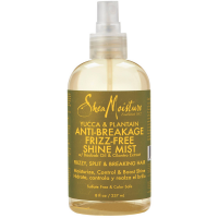 Shea Moisture Yucca & Plantain Anti-Breakage Frizz-Free Shine Mist 8 oz [764302210221]