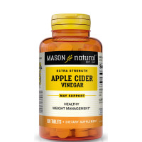 Mason Natural Apple Cider Extra Strength Vinegar Tablets 100 Tablets [311845139511]