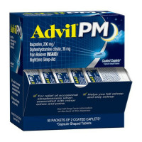 Advil PM  Pain Reliever with Sleep Aids 100 ea [305730164559]