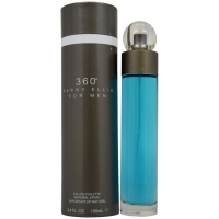 360 by Perry Ellis Eau de Toilette Spray for Men 3.4 oz [844061000612]
