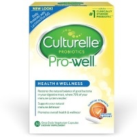 Culturelle Natural Health & Wellness Capsules 30 ea [049100363745]