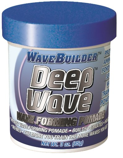 Wavebuilder Deep Wave Forming Pomade 3 Oz 019663311033