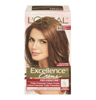L'Oreal Paris Excellence Creme Haircolor, Light Chestnut Brown [E35] 1 ea [071249218358]