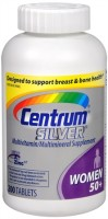 Centrum Silver Ultra Women's Tablets 200 Tablets [300054756701]