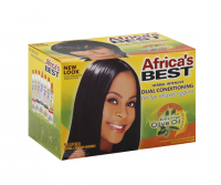 Africa's Best Dual Conditioning Relaxer System, Super, No-Lye 1 ea [034285531003]