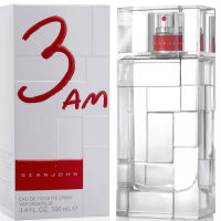 3 Am by Sean John Eau de Toilette Spray for Men 3.4 oz [811185020307]