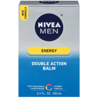NIVEA FOR MEN Energy, Double Action Balm 3.30 oz [072140019686]