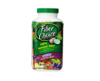 Fiber Choice Fiber Supplement Sugar Free Chewable Tablets, Strawberry 90 ea [042037103828]