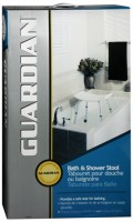 Guardian Bath & Shower Stool 1 Each [016958510034]