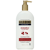 Gold Bond Ultimate Hydrating Lotion, Diabetics Dry Skin Relief 18 oz [041167053676]