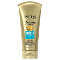 Pantene Pro-V 3 Minute Miracle Smooth & Sleek Deep Conditioner 6 oz [080878181056]