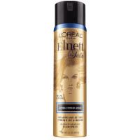 L'Oreal Elnett Satin Hairspray, Extra Strong Hold 2.20 oz [071249153772]