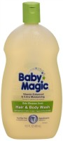 Baby Magic Hair and Body Wash Baby Blossoms 16.50 oz [075371050077]