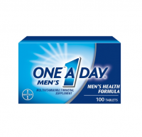 One-A-Day Men's Health Formula Tablets 100 ea [016500080121]