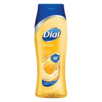 Dial Body Wash Washes Away Bacteria Gold 16 oz [017000091181]
