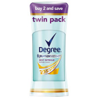 Degree Women MotionSense Antiperspirant Deodorant, 2.6 oz each, Sexy Intrigue 2 ea  [079400351814]