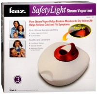Kaz SafetyLight Steam Vaporizer 1 Each [328785221008]