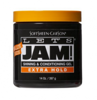 Lets Jam! Shining & Conditioning Gel Extra Hold, 14 oz [072790615665]