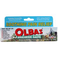 Olbas Analgesic Salve 1 oz [715486502114]