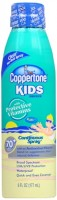 Coppertone Kids Continuous Spray Sunscreen SPF 70+ 6 oz [041100002334]