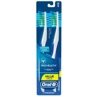Oral-B  Pro-Health Clinical Pro-Flex Toothbrush with Flexing Sides, Soft 2 ea [300416629490]