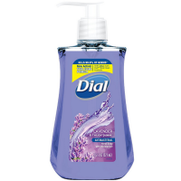 Dial Antibacterial Hand Soap with Moisturizer, Lavender & Twilight Jasmine 7.50 oz [017000109022]