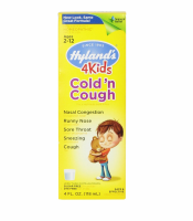Hyland's Cold 'n Cough 4 Kids 4 oz [354973307513]