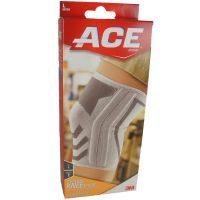 ACE Knee Brace With Side Stabilizers Large 1 Each [051131198203]