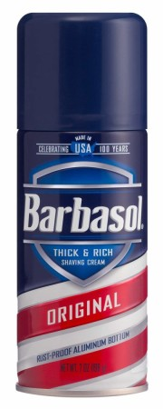 Barbasol Beard Buster Shaving Cream Original 7 oz [051009007354]