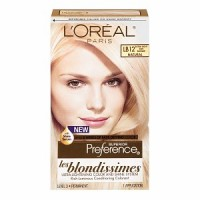 L'Oreal Superior Preference Les Blondissimes - LB12 Extra Light Sun Blonde (Natural) 1 Each [071249218778]