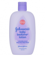JOHNSON'S Bedtime Lotion 15 oz [381370035268]