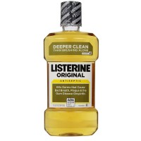 Listerine Antiseptic Mouthwash, Original 1000 mL [312547701525]