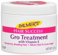 Palmer's Hair Success Gro Treatment With Vitamin E 3.50 oz [010181024009]