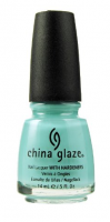 China Glaze Nail Polish with Hardeners, For Audrey, 0.5 oz [019965770538]