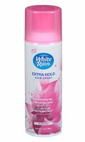 White Rain Hair Spray Aerosol Extra Hold 7 oz [809219770250]