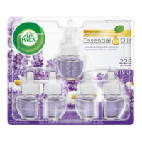 Air Wick Scented Oil Refill, Lavender and Chamomile, 5 refills [062338937908]