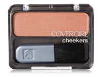 CoverGirl Cheekers Blush, Iced Cappuccino [130], 0.12 oz [022700489770]