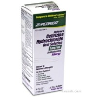 Generic Children's Cetirizine Hydrochloride Grape Oral Solution (1mg) 4 fl. oz - 1 ea  [345802974266]