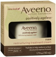 AVEENO Active Naturals Positively Ageless Lifting & Firming Night Cream 1.70 oz [381370011767]