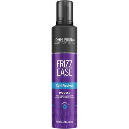 John Frieda Frizz Ease Curl Reviver Mousse 7.2 oz [717226127250]