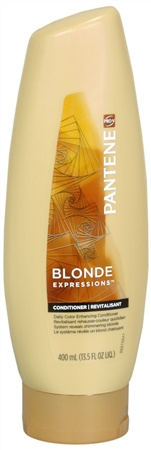 Pantene Pro-V Blonde Expressions Daily Color Enhancing Conditioner 13.50 oz [080878018635]