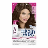 Nice 'n Easy Nice'n Easy Color Blend Foam Permanent Haircolor 4RB Dark Reddish Brown 1 Each [381519050305]