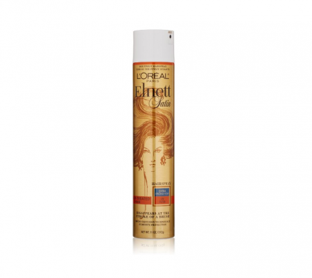 L'Oreal Elnett Satin Hairspray Extra Strong Hold Color-Treated Hair 11 oz [071249153789]