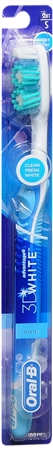 Oral-B 3D White Advantage Toothbrush Soft 1 Each [300416647692]