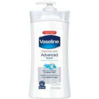 Vaseline Intensive Care Hand & Body Lotion Advanced Repair Unscented 20.3 oz [305213087009]