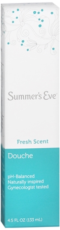 Summer's Eve Douche Fresh Scent 1 Each [041608087208]