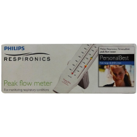 Philips Respironics Personal Best Peak Full Range Flow Meter 1 ea [383730755007]